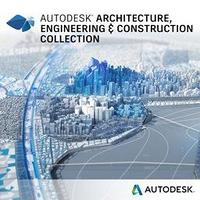 Architecture Engineering & Construction Collection IC Commercial New Single-user ELD 3-Year Subscrip