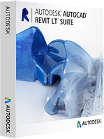 AutoCAD Revit LT Suite 2022 Commercial New Single-user ELD 3-Year Subscription