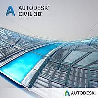 Civil 3D 2022 Commercial New Single-user ELD Annual Subscription