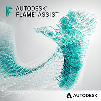 Flame Assist 2022 Commercial New Single-user ELD 3-Year Subscription