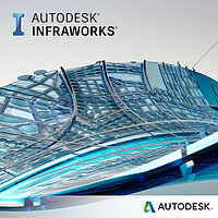 InfraWorks 2022 Commercial New Single-user ELD 3-Year Subscription