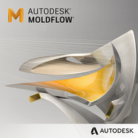 Moldflow Adviser Ultimate 2021 Commercial New Multi-user ELD Annual Subscription