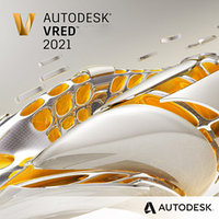VRED Render Node 2022 Commercial New Multi-user ELD Annual Subscription