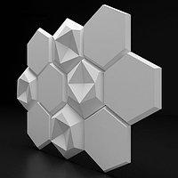 3D Панель Эко