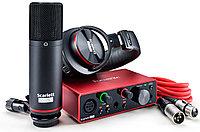 FOCUSRITE Scarlett Solo Studio 3rd Gen комплект оборудования для записи
