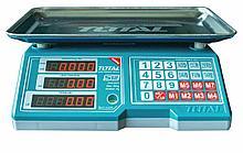Весы бытовые аккумуляторные TOTAL арт.TES1201