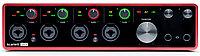 FOCUSRITE Scarlett 18i8 3rd Gen аудио интерфейс USB, 18 входов/8 выходов
