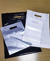 Пакеты полиэтиленовые активированные под нанесение печати. Производитель в Алматы