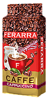Кофе натуральный жареный молотый с ароматом капучино Cappuccino, 250г.\ 18, ТМ Ferarra