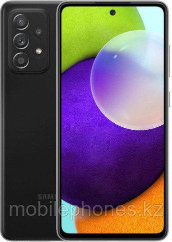 Смартфон Samsung Galaxy A52 128Gb Черный
