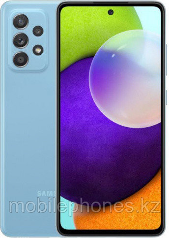 Смартфон Samsung Galaxy A52 256Gb Синий