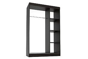 Шкаф для одежды 3Д , модульной системы Эдем 5, Дуб Млечный, СВ Мебель (Россия), фото 2