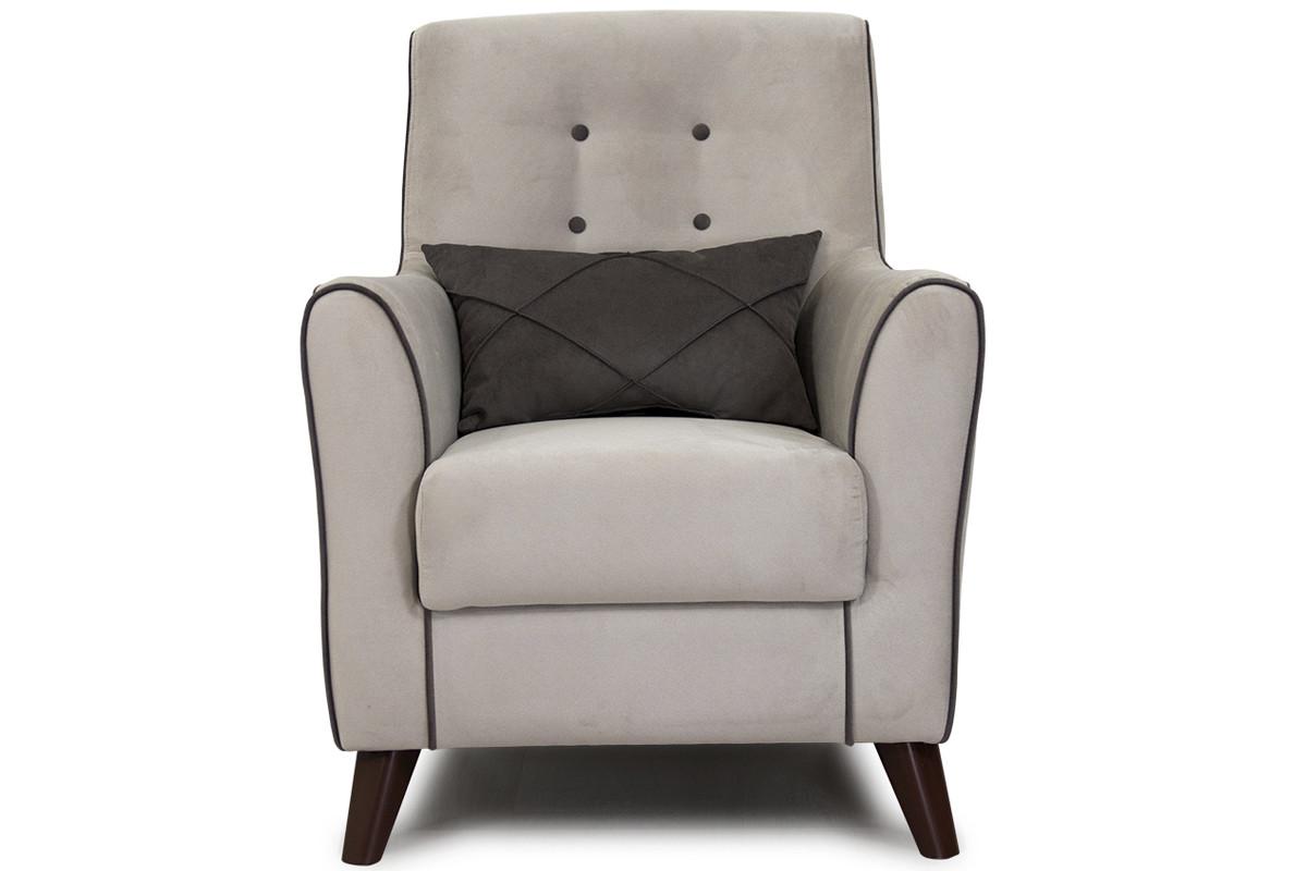 Кресло традиционное Френсис, ТК262/1 Бежевый, Нижегородмебель и К (Россия) - фото 3