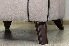 Кресло традиционное Френсис, ТК262/1 Бежевый, Нижегородмебель и К (Россия), фото 3