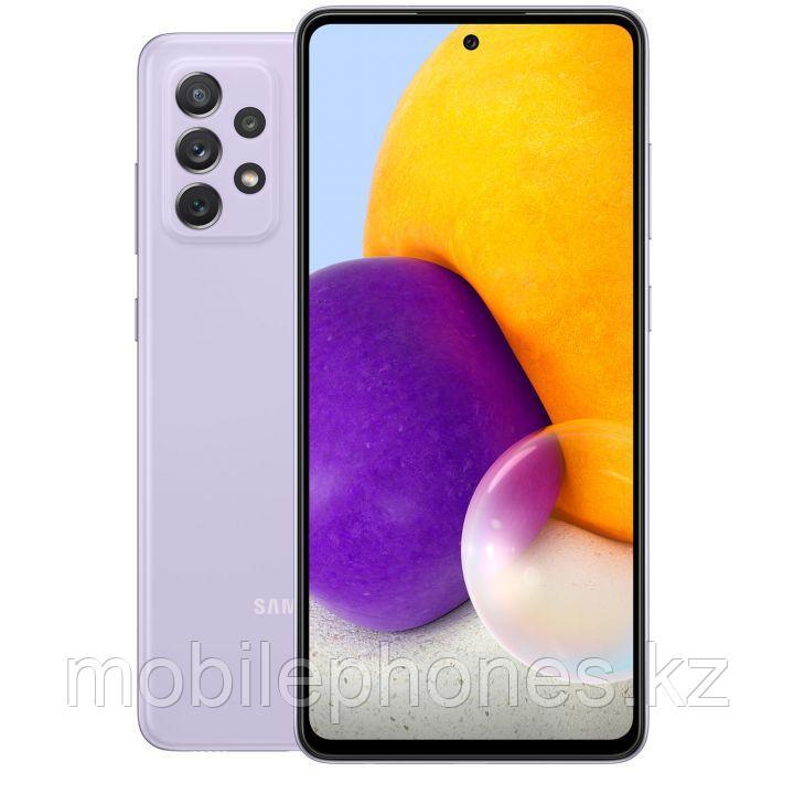 Смартфон Samsung Galaxy A72 128Gb Лаванда