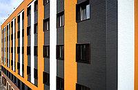 Японская фиброцементная фасадная панель KMEW Рисовая бумага HCW11128GC