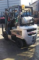 NISSAN P1F1A15 газ/бензин г/п 1,5т Япония БУ