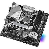 Материнская плата ASRock Z490M PRO4 LGA1200 4xDDR4 4xSATA RAID 2xUM.2 D-Sub HDMI DP mATX