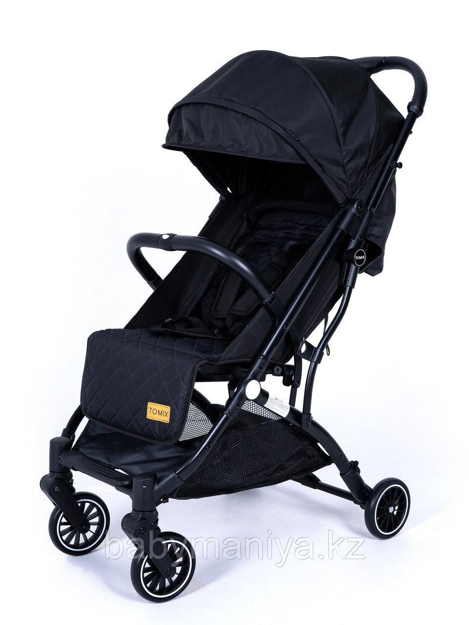 Прогулочная коляска Tomix LUNA (Black)