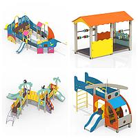 Детские игровые комплексы (про...