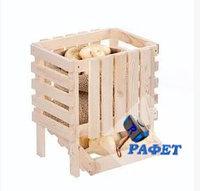 Ящик для овощей деревянный. Модель №10