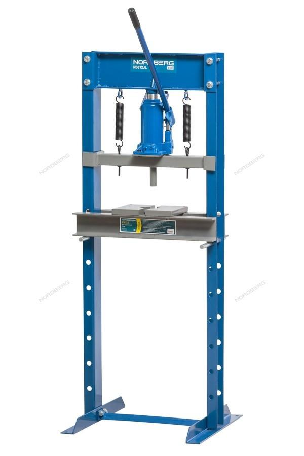 Пресс, силовое устройство - домкрат, усилие 12 тонн NORDBERG