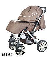 Детская коляска Барс 6016АВ коричневый