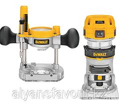 DeWalt, DCW600N, Аккумуляторный фрезер, 18В, 1 база, б/бат, б/чем