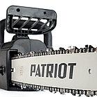 Пила цепная электрическая PATRIOT ES1816R, 1.8кВт, продольный двигатель, плавный пуск, фото 8