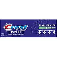 Crest 3D White Stain Eraser Whitening Toothpaste, Мятная свежесть