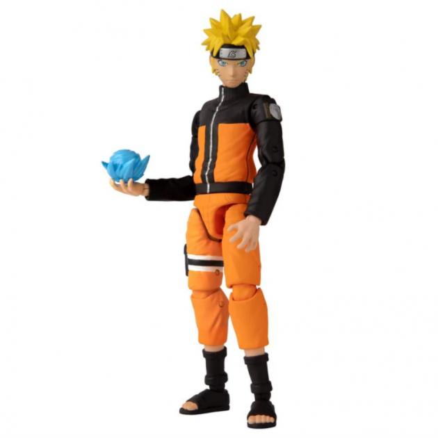 """Naruto Shippuuden Коллекционная фигурка """"Наруто: Ураганные хроники"""" Наруто Узумаки, 15 см"""