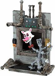 """Five Nights at Freddy's Конструктор """"Верхний Вентиляционный проход"""", 88 детали"""