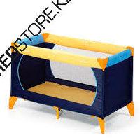 Манеж Hauck Dream n Play yellow/blue/navy