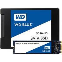 "SSD накопитель 500Gb Western Digital Blue WDS500G2B0A, 2.5"", SATA III"