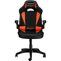 Кресло для геймеров Canyon Vigil CND-SGCH2 черно-оранжевое