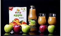 Сок яблочный Delis 3л