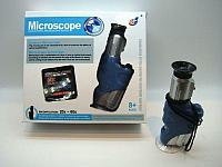 Микроскоп игрушечный детский