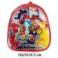 Набор доктора в рюкзаке