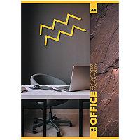 Тетрадь 96 листов, А4, линия BG My office
