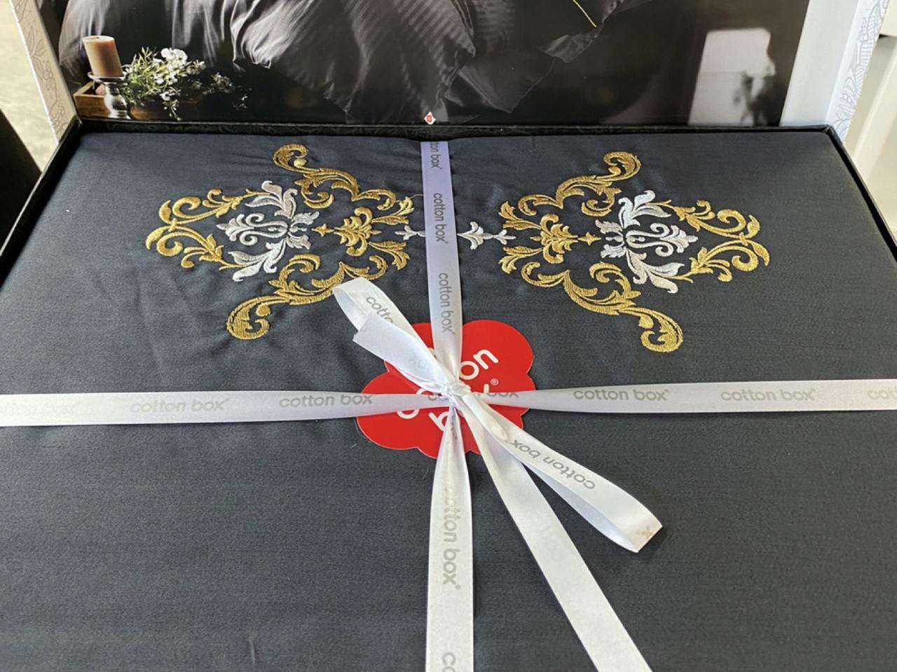 Постельное белье Cotton Box евро