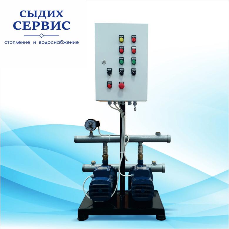 CH-2-КЕЛЕТ-CPm 158-40-220-K-O-O (насосная станция)
