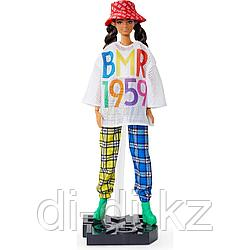 Кукла Barbie BMR1959 коллекционная в клетчатых штанах и панаме GNC48