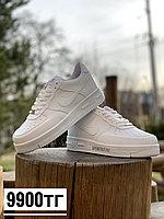 Кросс Nike air force low белые, фото 1