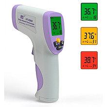 Термометр бесконтактный инфракрасный для тела HT-820D