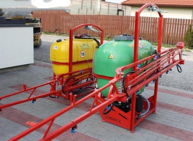 Опрыскиватель полевой пестицидный 200литров Польша, фото 2