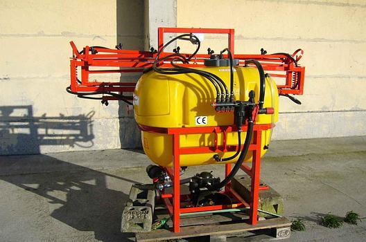Опрыскиватели Demarol Польша 200 литров (мембранный), фото 2