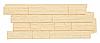 Панель фасадная GL полипропиленовая. Сланец. Стандарт