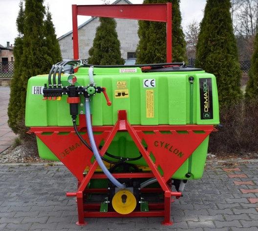 Опрыскиватель навесной 400 литров 12м штанга (Польша), фото 2
