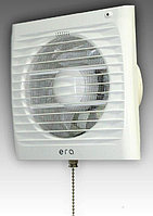 Вентилятор D125 ERA 5S-02 с москитной сеткой и тяговым выключателем
