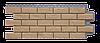 Панель фасадная  GL полипропиленовая. Состаренный кирпич. ЭЛИТ